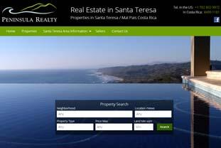 Real Estate Santa Teresa